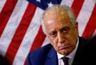 المبعوث الأمريكي إلى أفغانستان يمثل أمام الكونغرس في جلسة سرية