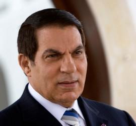 وفاة الرئيس التونسي السابق زين العابدين بن علي
