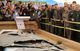 إيران تعرض 11 طائرة بدون طيار أمريكية واسرائيلية وبريطانية أسقطتها سابقا