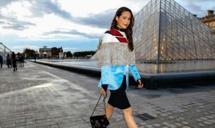 أناقة شوارع الموضة تنافس منصّات العروض الباريسيّة