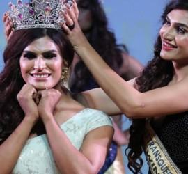 """للمرة الثالثة.. الهند تختار """"ملكة جمال المتحولات جنسيًا"""""""