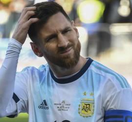 """الأرجنتين تفتقد """"سحر"""" ميسي أمام ألمانيا"""