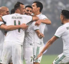 الجزائر تقدم أوراق اعتمادها لبلوغ مونديال 2022
