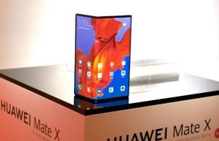 شاهد: عملية فتح علبة هاتف Huawei Mate X القابل للطي