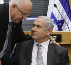 نتنياهو يبلغ الرئيس الإسرائيلي فشله في تشكيل حكومة ائتلافية