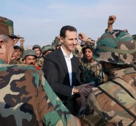 سيناتور اميركي يدعو واشنطن لفتح حوار مع الاسد