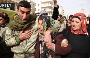 """واشنطن: تركيا ارتكبت """"جرائم حرب"""" في سوريا"""