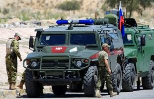 الدفاع الروسية تعلن وصول نحو 300 من الشرطة العسكرية الروسية إلى سوريا