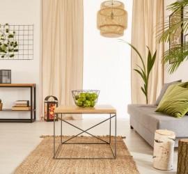 نصائح لوضع لمسات طبيعية في الديكور الداخلي للمنزل لجعله مريحاً