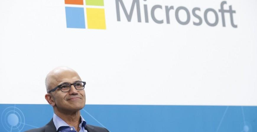 تمثل الصفقة أحدث انتصار لساتيا ناديلا الذي تولى رئاسة مايكروسوفت خلفا لستيف بالمر في 2014(الأناضول)