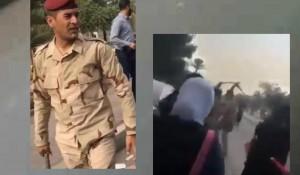 فيديو ضرب الطالبات العراقيات