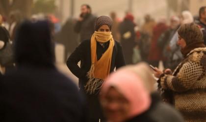 تحذيرات من عاصفة جوية تضرب مصر بعد أيام