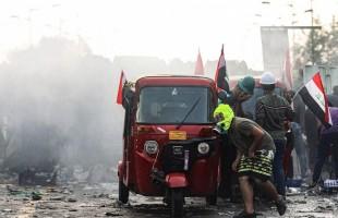 """""""حقوق الإنسان"""" الأممية قلقة لورود تقارير عن حالات القتل بالعراق"""