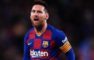ميسي يقود برشلونة للفوز على سيلتا واستعادة صدارة الليغا
