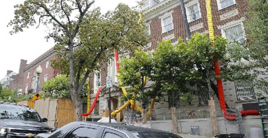 إنشاء منزل جيف بيزوس يشارف على الانتهاء وهذه تكلفته