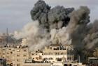 طائرات الاحتلال تقصف منزل في دير البلح واستشهاد 6 من أفراد العائلة (فيديو)