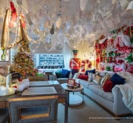 جناح خيالي يجسّد كل تفاصيل عيد الميلاد في انتظاركم!