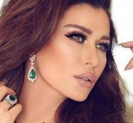 نادين الراسي تكشف عن هوية خطيبها الذي يصغرها بأعوام (صور)